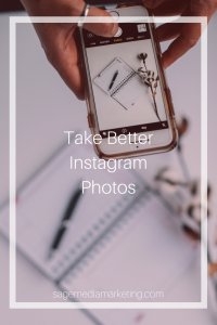 How to Take Better Instagram Photos
