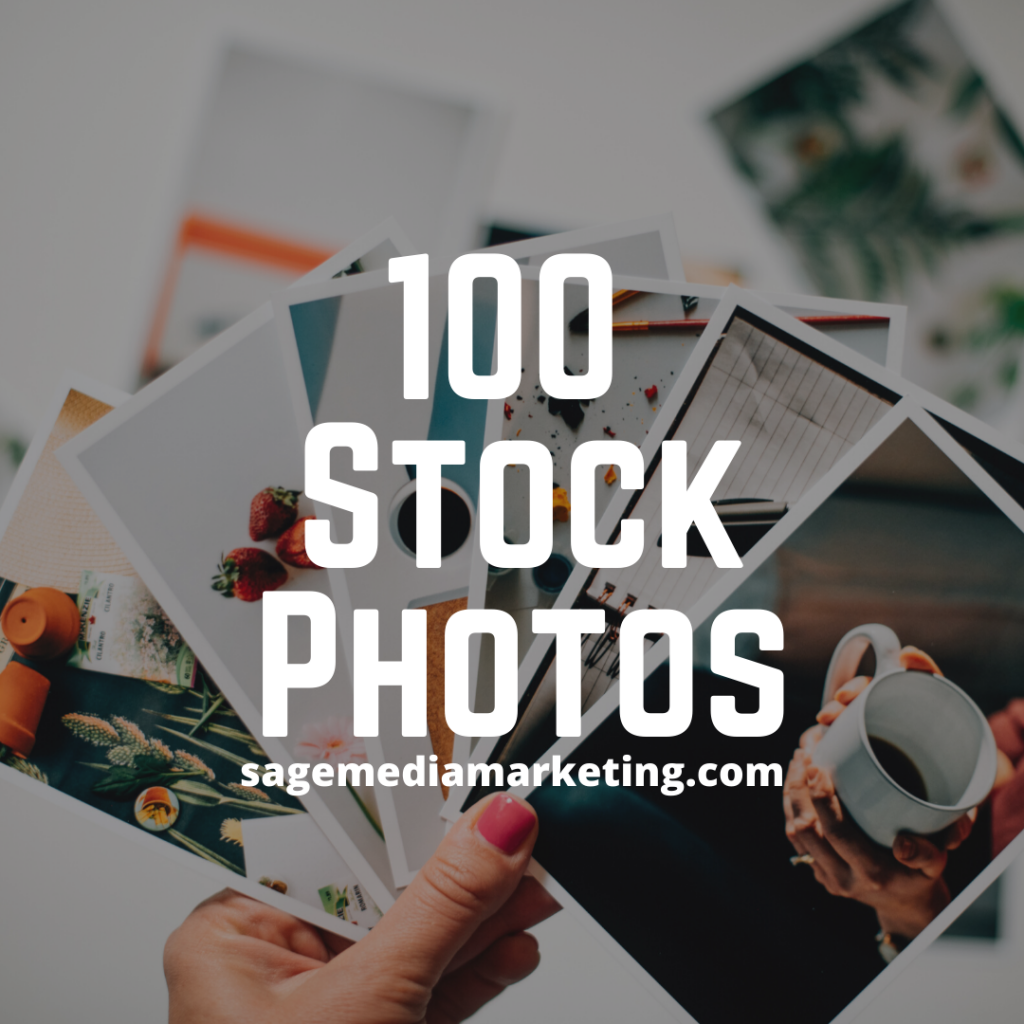 100 Stock Photos